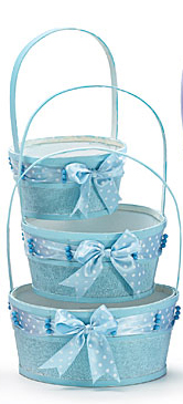 Nested Easter Basket Set